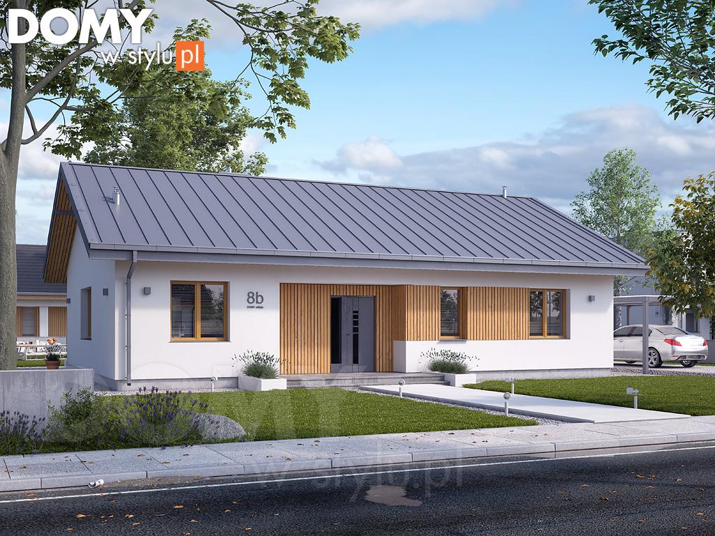 Ciekawe projekty domów tanich w budowie