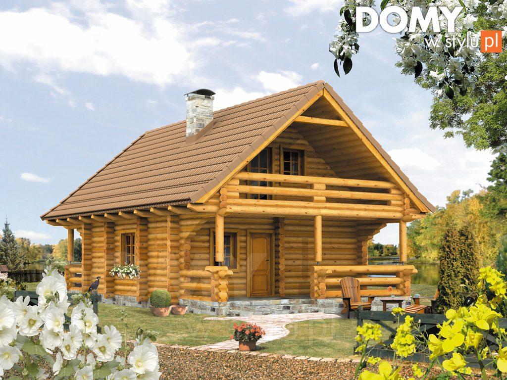 Dom o konstrukcji szkieletowej - lekki i ekonomiczny
